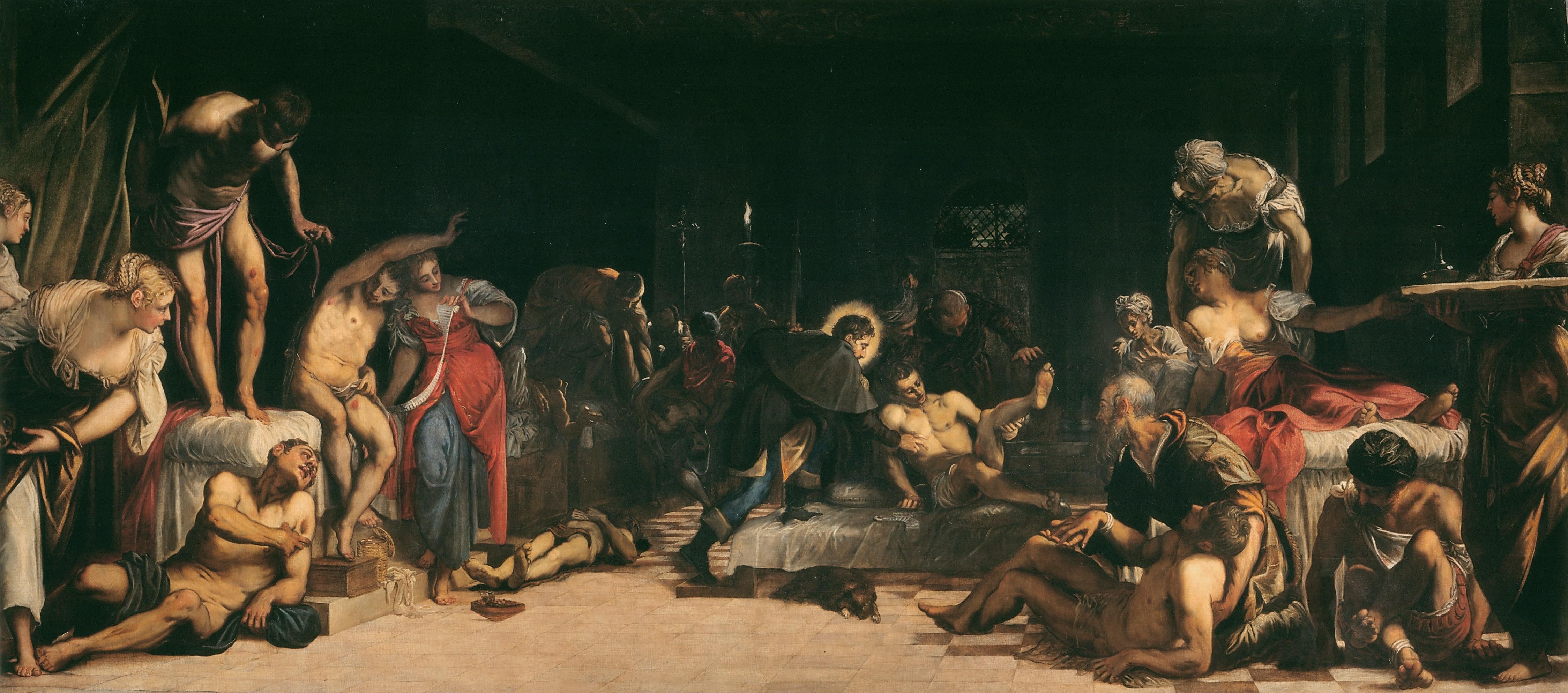 134-San-Rocco-e-i-malati-Tintoretto