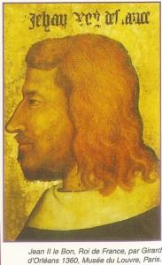 jeanII roi de France